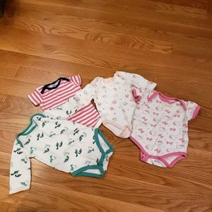 3 for $25 ❤ 4 (diaper shirts)
